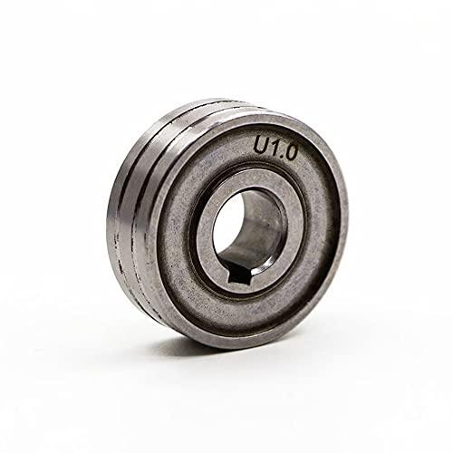 V-Nut U-R?ndelantriebsrolle 0,8/1,0/1,2 mm 5 kg MIG-Schwei?drahtvorschubrolle Stahl-Aluminium-Flussmittel LRS-775S SSJ-29 Vorschubrolle