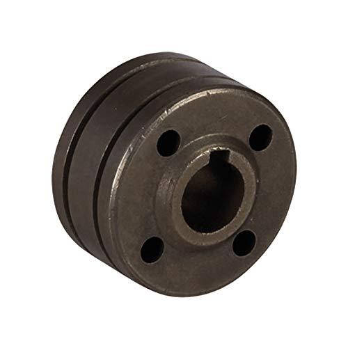 TELWIN Drahtvorschubrolle für Telwin Technomig 215 und Electromig 220 MIG MAG Schweißgerät VPE: 1 Stück, Typ:Aluminium 0.8/1.0 mm