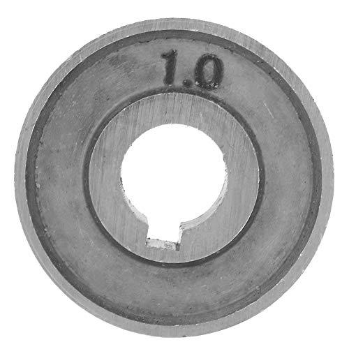 Schweißzubehör für Schutzgasschweißmaschinen SSJ 29A Drahtvorschubrolle 0,8-1,0/1,2/1,4/1,6 mm Führungsrad für Schweißdrahtvorschub(0.8-1.0mm)