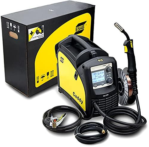 ESAB Caddy™ C200i MIG/MAG Inverter Schweißgerät 200A Synergy Schweißmaschine LED