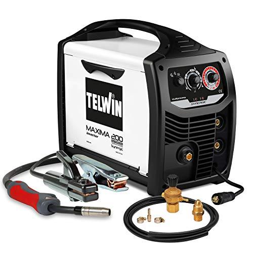 Telwin Maxima 200 Synergic 230 V READY KIT, Maxima 200_170A Ready Kit, 816127