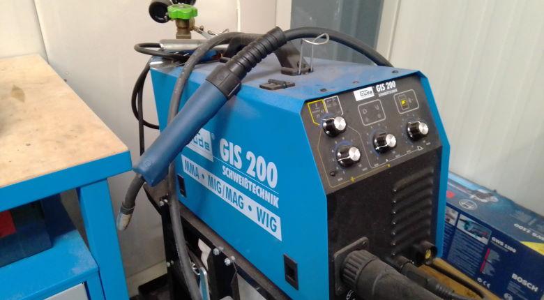GüdeSchutzgas Schweißgerät